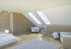 12 best l sungen f r dachschr gen images on pinterest in 2018 bed room shell and attic. Black Bedroom Furniture Sets. Home Design Ideas