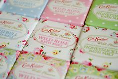 Cath Kidston  Cath Kidston embodies country-chic... | Time to Drink Champagne