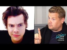 Coming May 15 - A Week with Harry Styles | The Late Late Show with James Corden |