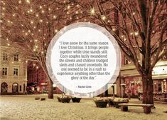 Great <b>Quotes About Snow</b> - Barnorama
