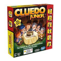 Cluedo Junior | Familienspiel - KiMaPa #familienspiel #cluedo #geschenkideenkinder #mitkindernzuhause #spielenmitkindern
