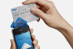 Paypal Mobile Device - yes!