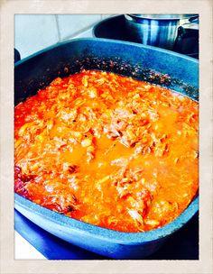 Chili på långkokt fransyska Slow cooked chili | Systemisk Skleros