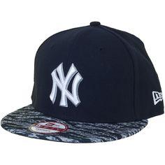 New Era Team Tiger Camo Snapback Cap NY Yankees ★★★★★