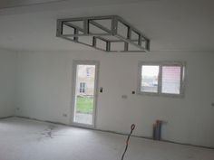 comment soi mme photos de ralisations personnelles plafond descendu dcaissement escalier design contemporain salle bain zen - Placo Salle De Bain Plafond
