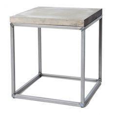Lyon Beton Perspective Side Table
