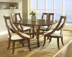 7 Pc Dining Room Set -   white dining room set | eBay  Tacoma 7-pc. dining set…