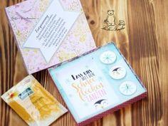Wie wäre es mit einem DIY Geschenk, gebastelt aus Papier? Als Idee für die beste Freundin, Mama oder zum selbst schenken. Eine Wellnessbox mit Zufriedenheitsgarantie.