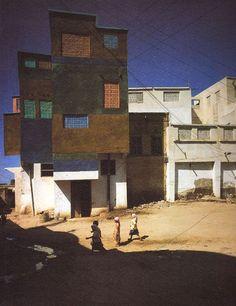 Ettore Sottsass, Photograph, Yemen, 1980