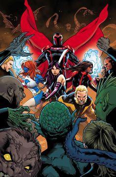 Greg Land - Uncanny X-Men