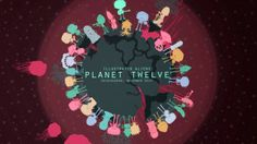 Planet Twelve by Andy Martin. Well it seems that this is the end, it's a pretty clear sign when the sky starts to fall in!