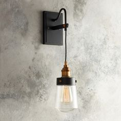 Found it at AllModern - Torber Sconce