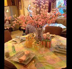 Floral arrangement - beautiful centerpiece