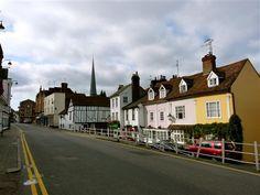 The High Street, Hemel Hempstead