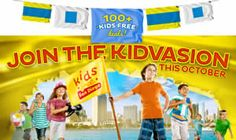 Kids FREE Offers in San Diego in October on http://www.icravefreebies.com/