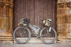 Surly ECR - Bikepacking and Bike Touring Setup, Racks, Rohloff