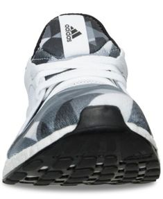 3cea94e9116f7 adidas Women s Pure Boost X Running Sneakers from Finish Line - White 6.5