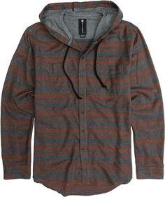 Billabong slammer hooded long sleeve flannel http://www.swell.com/Mens-Shirts/BILLABONG-SLAMMER-HOODED-LS-FLANNEL?cs=RE
