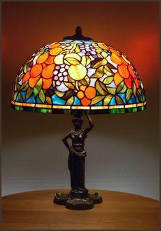 Lámpara de mesa Algarve Ø 31cm