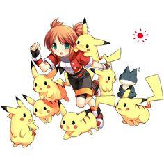 Fan Art Ella Pokemon Girls