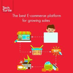 #EcommerceSolutionPlatform #CreateOnlineStore #TechTurtle #OnlineStore