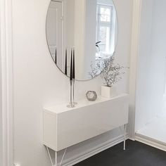 The Best 2019 Interior Design Trends - Interior Design Ideas Bathroom Inspiration, Interior Design Inspiration, Ikea Inspiration, Ikea Hallway, Entry Hallway, Flur Design, Hallway Decorating, Modern Interior, Home And Living