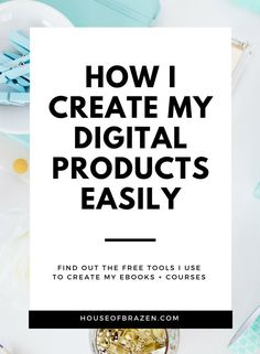 In this video you're going to learn how I go about creating my digital products, so you can see how Affiliate Marketing, Email Marketing, Business Marketing, Business Tips, Online Business, Digital Marketing, Content Marketing, Business School, Creative Business