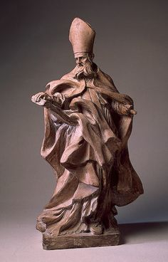 St. Augustine - Gian Lorenzo Bernini