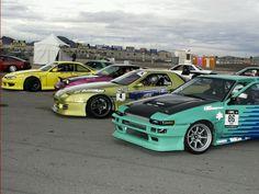 Drift cars  http://www.turrifftyres.co.uk
