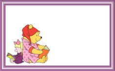 TARJETAS - TITA K - Picasa Web Albums Winnie The Pooh, Disney Frames, Disney Characters, Fictional Characters, Albums, Rolodex, Printable Tags, Report Cards, Cards