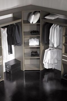 extension d 39 angle pour dressing darwin de castorama op ration rangement pinterest. Black Bedroom Furniture Sets. Home Design Ideas
