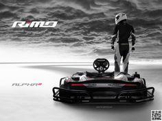 RiMO ALPHA² Go Kart Drift Trike, Karting, Pedal Cars, Go Kart, Atv, Luxury Cars, Tractors, Skateboard, Pose