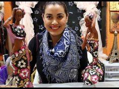 Pinta cerámica: Africana Elegante con técnica de tintas - YouTube