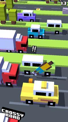 Get crossey road