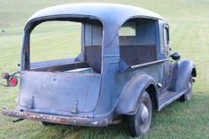 1937 Chevrolet Canopy Expresss