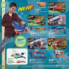 This add shows how boys like to play with guns and are more drawn to violent games. When I was little I would love to play with nerf guns and shoot at my friends.