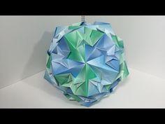【Modular Origami】コードCm30枚組【ユニット折り紙】24 - YouTube