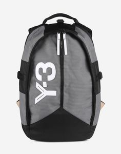 Yohji Yamamoto partnered with adidas to bring you designer sports fashion from the East. Come find the latest from Yohji Yamamoto today. Day Backpacks, Computer Backpack, 3 Online, Yohji Yamamoto, Sport Fashion, School Bags, Gym Bag, Cool Designs, Adidas
