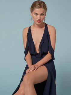 Cordelia dress midnight 1 clp