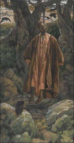 Judas Hangs Himself by James J. Tissot