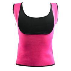 e04ceb6479 Women Clothes Neoprene T-Shirt Tops New Fashion Body Shapers Slimming Waist  Slim Vest Underbust Hot Sale
