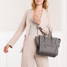 Celine Luggage, Celine Bag, Luggage Bags, 1 Image, Tops, Fashion, Moda, Fashion Styles, Fashion Illustrations