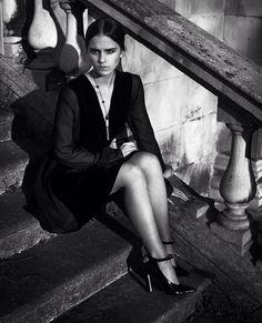 Emma Watson on Vogue Italia November Issue