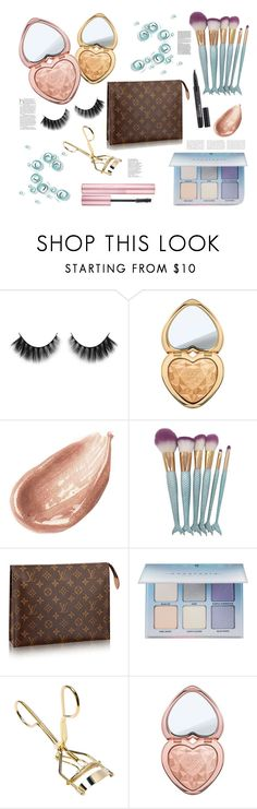 """""""Summer Essentials"""" by peachyqueenblog ❤ liked on Polyvore featuring beauty, Too Faced Cosmetics, Jouer, Anastasia Beverly Hills, Smashbox, Summer, Beauty and makeup"""