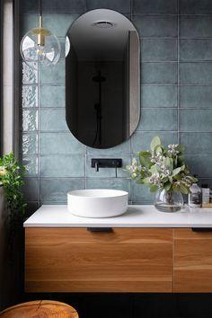 One Room Challenge Week 1 :: Half Bathroom Plans - Salle de Bains 02 Diy Bathroom, Bathroom Plans, Bathroom Trends, Bathroom Inspo, Bathroom Inspiration, Bathroom Ideas, Master Bathrooms, Bathroom Organization, Modern Bathrooms