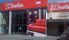 OK Sofás #Eiras #Coimbra (Portugal)  Tienda