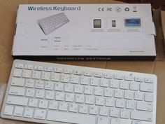 Geniric ARABIC BLUETOOTH KEYBOARD for iPad Tablet, Mobile Phone and Desktop Pc.