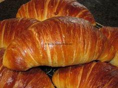 Slavas hausgemachte Monster-Croissants   kochen & backen leicht gemacht mit Schritt für Schritt Bilder von & mit Slava
