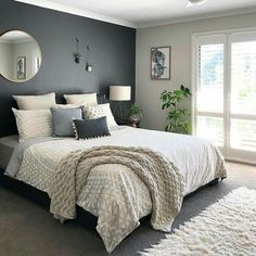 Master bedroom colour schemes makeover ideas (8) – 5rbesh.com