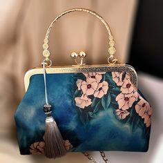 Beadwork Pouch Bead Pouch Zippered Pouch Velvet Bag Zipper Bag Crystal Bag Horse or Owl, Velvet Pouch Velvet Coin Purse Beaded Bag